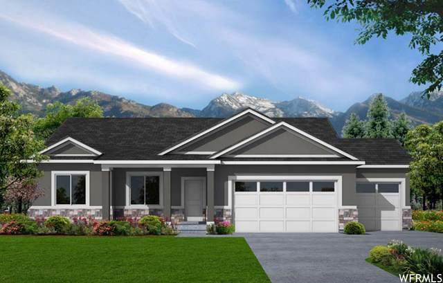 2060 E Collette St N #1113, Lake Point, UT 84074 (#1752165) :: Real Broker LLC
