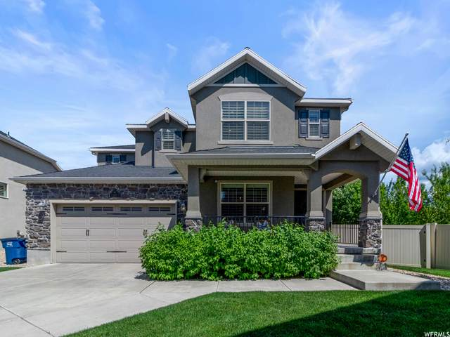 816 W Steeple Chase Dr, Kaysville, UT 84037 (#1752178) :: UVO Group   Realty One Group Signature