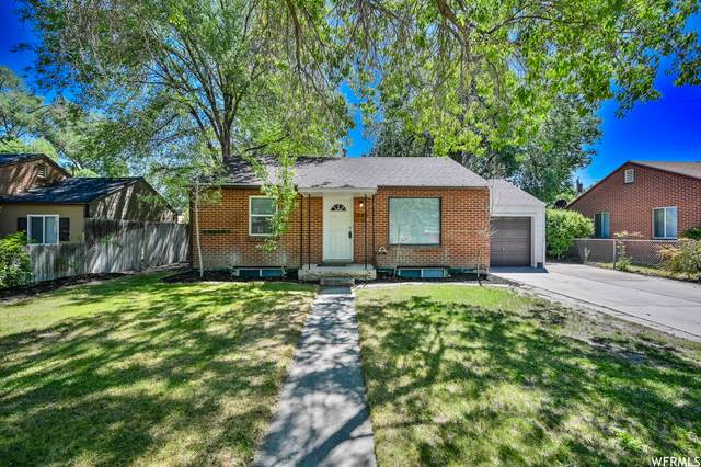 1043 S 1300 W, Salt Lake City, UT 84104 (#1752203) :: C4 Real Estate Team