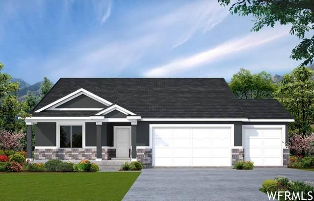 1325 N Freedom St W #112, Tooele, UT 84074 (#1752240) :: Berkshire Hathaway HomeServices Elite Real Estate