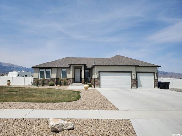 634 S Hackamore Rd, Grantsville, UT 84029 (#1752289) :: UVO Group | Realty One Group Signature