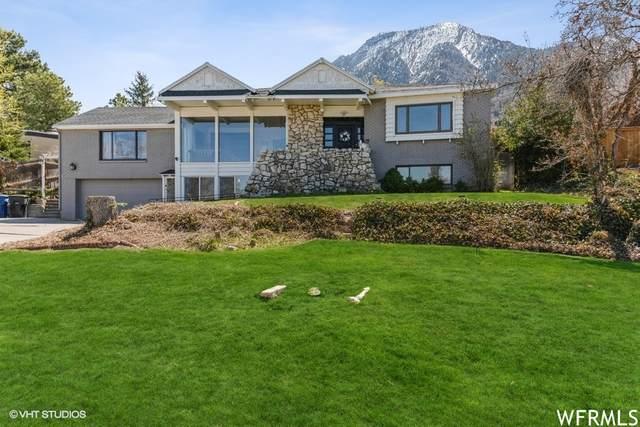 4511 S Bruce St E, Salt Lake City, UT 84124 (#1752293) :: Bear Phelps Group