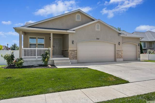 7067 W Hunter Valley Dr, West Valley City, UT 84128 (#1752326) :: The Fields Team