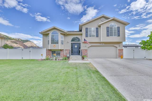 241 E 1900 N, Ogden, UT 84414 (#1752345) :: UVO Group | Realty One Group Signature