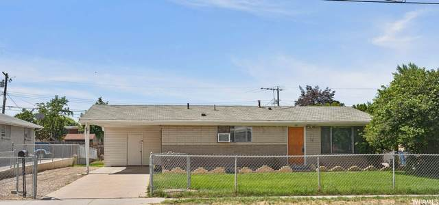 1851 W 3300 S, West Valley City, UT 84119 (#1752371) :: UVO Group | Realty One Group Signature