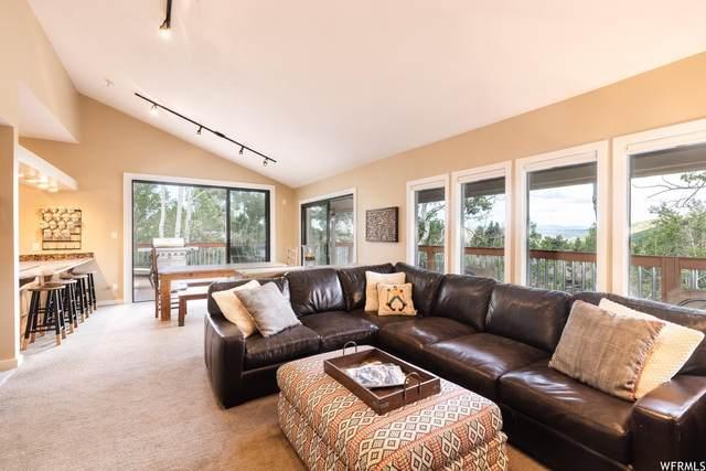 1471 Crescent Rd #131, Park City, UT 84098 (#1752383) :: Utah Best Real Estate Team | Century 21 Everest