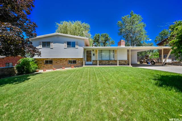 771 E 1825 S, Bountiful, UT 84010 (#1752394) :: UVO Group   Realty One Group Signature