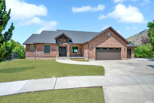 1615 Quail Way, Logan, UT 84321 (MLS #1752395) :: Lookout Real Estate Group
