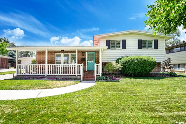 2083 W Condie Dr, Taylorsville, UT 84129 (#1752402) :: UVO Group   Realty One Group Signature