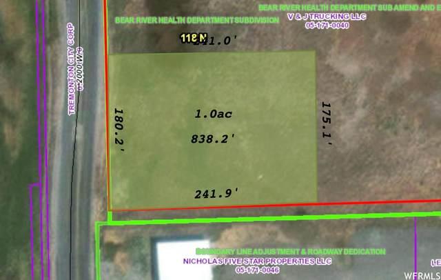 118 N 2000 W, Tremonton, UT 84337 (#1752406) :: goBE Realty