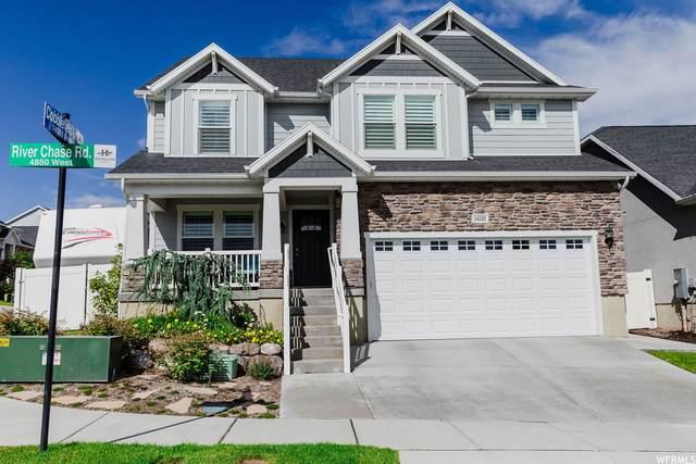 14532 S River Chase Rd, Herriman, UT 84096 (#1752419) :: Utah Best Real Estate Team | Century 21 Everest