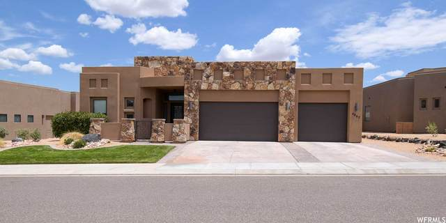4862 N White Rocks Dr, St. George, UT 84770 (#1752423) :: UVO Group | Realty One Group Signature