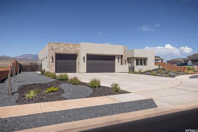 161 N Arrowhead Ln, Ivins, UT 84738 (#1752440) :: Utah Real Estate