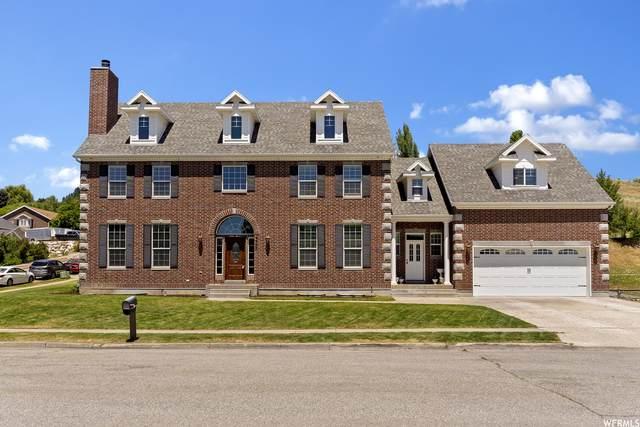 5532 Parkview Dr, Mountain Green, UT 84050 (#1752441) :: Utah Best Real Estate Team | Century 21 Everest