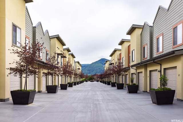 6169 Park Lane S #57, Park City, UT 84098 (MLS #1752475) :: High Country Properties