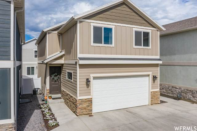 8636 N Cypress Alley B15, Eagle Mountain, UT 84005 (#1752485) :: UVO Group | Realty One Group Signature