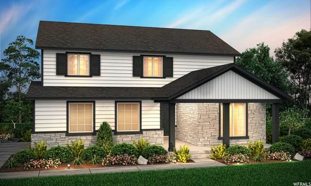 570 W 850 S #64, Springville, UT 84663 (#1752514) :: C4 Real Estate Team