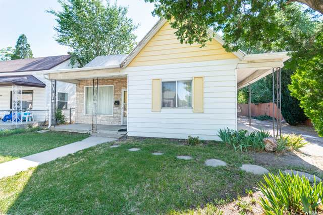 2050 Gramercy Ave, Ogden, UT 84401 (#1752525) :: Utah Real Estate
