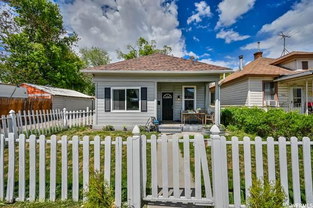 864 W Arapahoe Ave S, Salt Lake City, UT 84104 (#1752529) :: Powder Mountain Realty