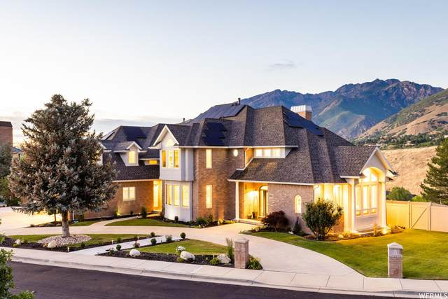 9093 S Canyon Gate Cir E, Sandy, UT 84093 (#1752542) :: UVO Group | Realty One Group Signature