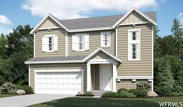 5112 N Blacksmith Rd #249, Eagle Mountain, UT 84005 (#1752558) :: Utah Dream Properties