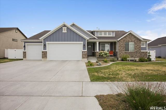 1311 W 2000 S, Syracuse, UT 84075 (#1752567) :: UVO Group   Realty One Group Signature