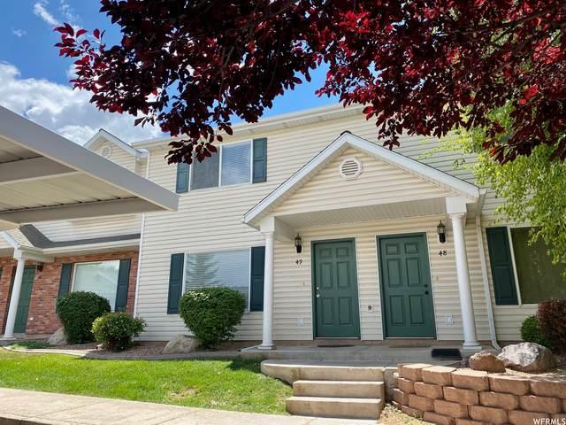 1148 N Northfield Rd #49, Cedar City, UT 84721 (#1752576) :: Utah Best Real Estate Team   Century 21 Everest