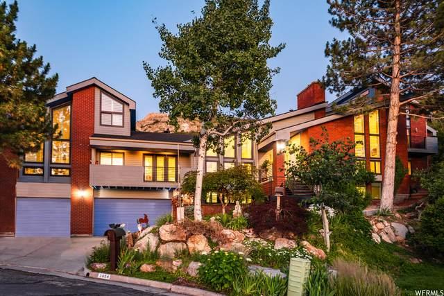 2854 E Oakbrook Cir S, Salt Lake City, UT 84108 (#1752597) :: Pearson & Associates Real Estate
