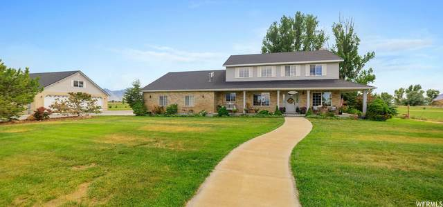3151 W 4800 S, Spanish Fork, UT 84660 (#1752604) :: Pearson & Associates Real Estate