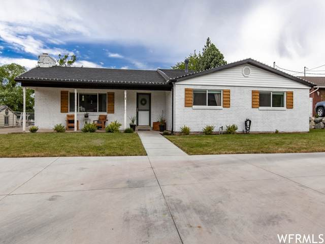 1529 E Gentile St N, Layton, UT 84040 (#1752613) :: UVO Group   Realty One Group Signature