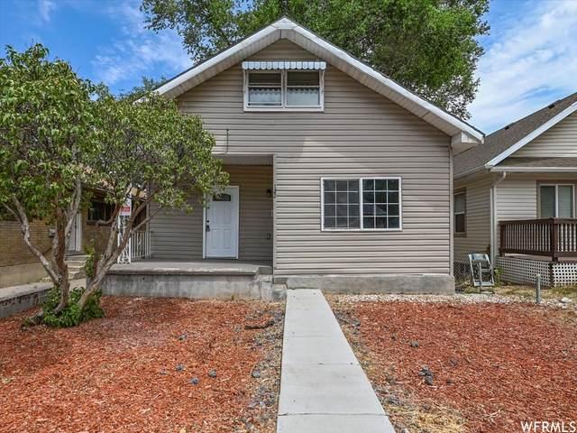 122 Doxey St, Ogden, UT 84401 (#1752662) :: Utah Real Estate