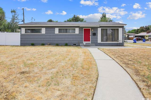 6770 S Greenfield Way, Salt Lake City, UT 84121 (#1752683) :: goBE Realty