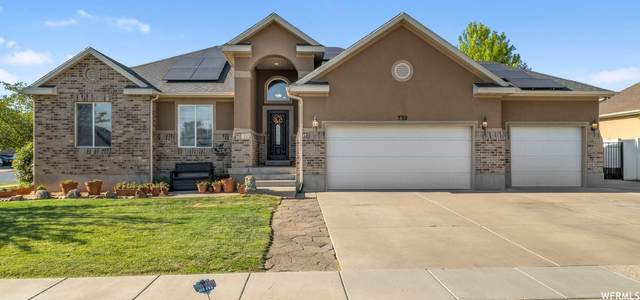 732 W 1850 S, Syracuse, UT 84075 (MLS #1752690) :: Lookout Real Estate Group