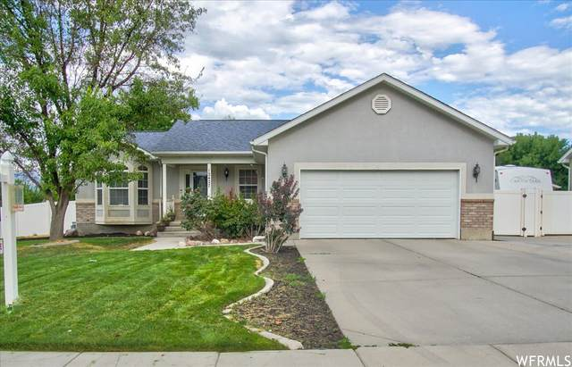 12427 S Doreen Dr. W, Riverton, UT 84065 (#1752707) :: UVO Group | Realty One Group Signature