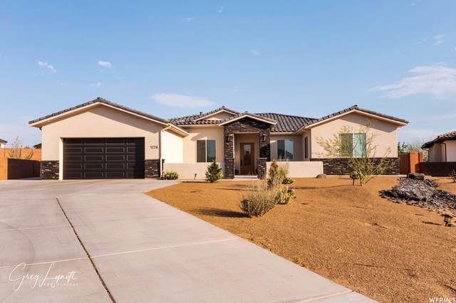 1226 W Province Way, St. George, UT 84770 (#1752708) :: Colemere Realty Associates