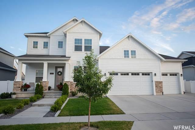 3227 W Cramden Dr, Lehi, UT 84043 (#1752723) :: Utah Real Estate