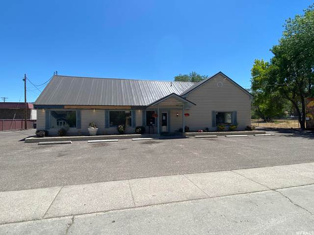 350 N Main, Ephraim, UT 84627 (MLS #1752760) :: Lookout Real Estate Group