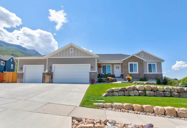 70 N Angelous Dr, Santaquin, UT 84655 (#1752766) :: UVO Group | Realty One Group Signature