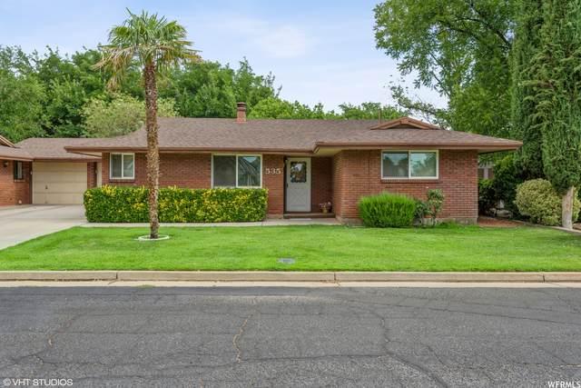 535 Cambridge Dr, St. George, UT 84770 (#1752773) :: Berkshire Hathaway HomeServices Elite Real Estate