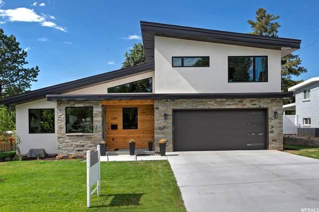 2389 E 6600 S, Cottonwood Heights, UT 84121 (#1752785) :: Utah Real Estate