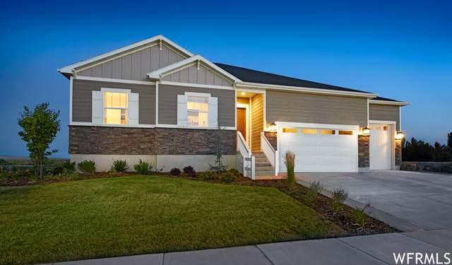 617 S Constance Way W #305, Grantsville, UT 84029 (MLS #1752827) :: Lookout Real Estate Group