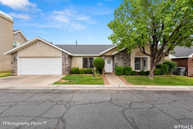 2050 W Canyon View Dr #26, St. George, UT 84770 (#1752871) :: Powder Mountain Realty