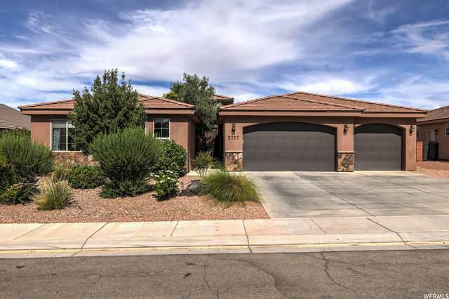 2777 S 3780 W, Hurricane, UT 84737 (#1752881) :: Utah Real Estate