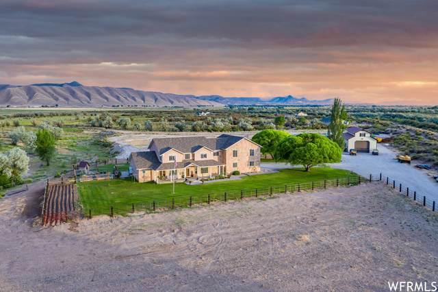 85 S 650 E, Redmond, UT 84652 (#1752905) :: Utah Dream Properties