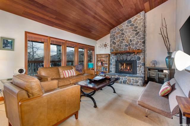 1431 Crescent Road Rd #119, Park City, UT 84060 (#1752917) :: Utah Best Real Estate Team | Century 21 Everest