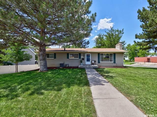 3041 E Middleton Way, Salt Lake City, UT 84124 (#1752935) :: Powder Mountain Realty