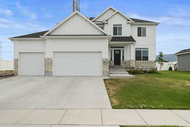 1871 S 525 W, Syracuse, UT 84075 (MLS #1752948) :: Lookout Real Estate Group