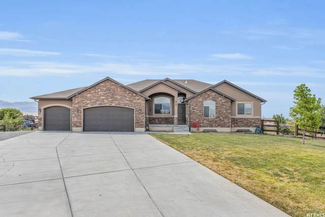 819 Gold Nugget Way, Grantsville, UT 84029 (#1752967) :: Doxey Real Estate Group