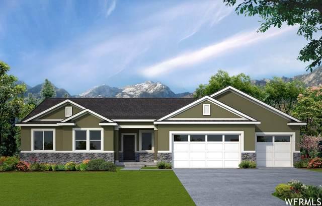 2019 E Emerald Ave N #126, Eagle Mountain, UT 84005 (#1752968) :: Berkshire Hathaway HomeServices Elite Real Estate