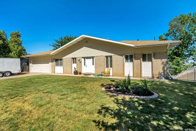 42 S 350 E, North Salt Lake, UT 84054 (#1752970) :: UVO Group   Realty One Group Signature